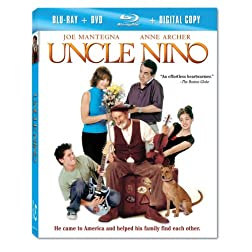 Uncle Nino (2pc) (W/Dvd) (Digc) [Blu-ray]