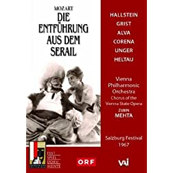Die Entfuhrung aus dem Serail (The Abduction From the Seraglio)