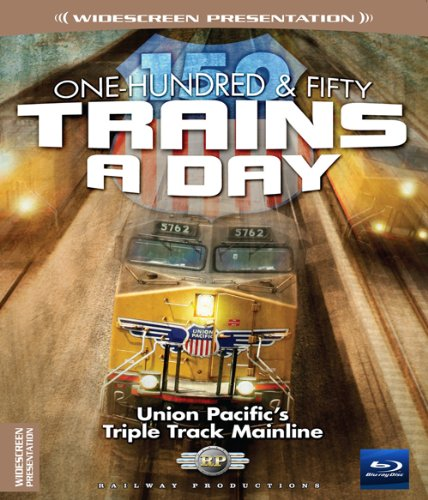 150 Trains a Day [Blu-ray]
