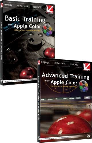 Class on Demand:Complete Training for Apple Color:Apple educational tutorial training DVD
