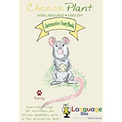 Cheese Plant: Interactive Sign Language DVD