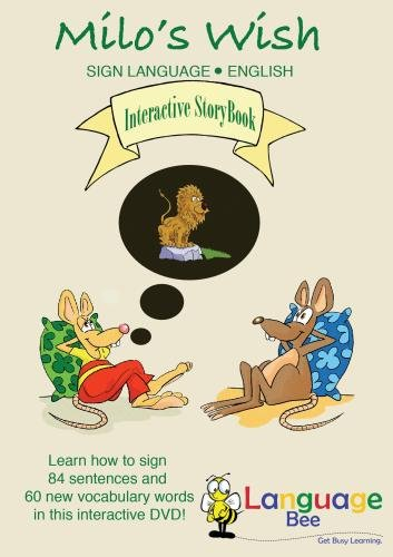 Milo's Wish: Interactive Sign Language DVD