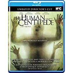 The Human Centipede (Unrated Director's Cut) [Blu-ray]