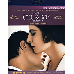 Coco Chanel & Igor Stravinsky [Blu-ray]