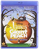 Get James And The Giant Peach On Blu-Ray
