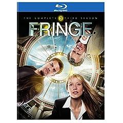 Fringe: The Complete Third Season [Blu-ray]