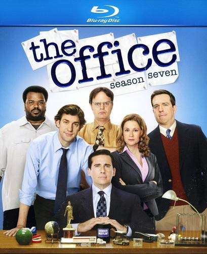 The Office: Season Seven [Blu-ray]