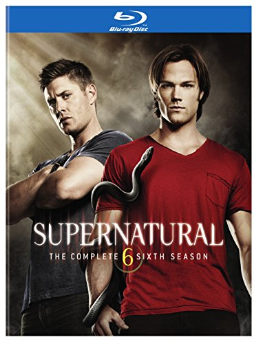 Supernatural: The Complete Sixth Season [Blu-ray]