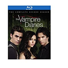 The Vampire Diaries: The Complete Second Season [Blu-ray]