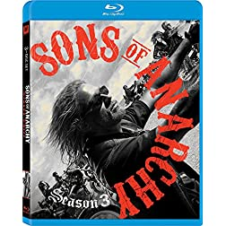 Sons of Anarchy: Season Three [Blu-ray]