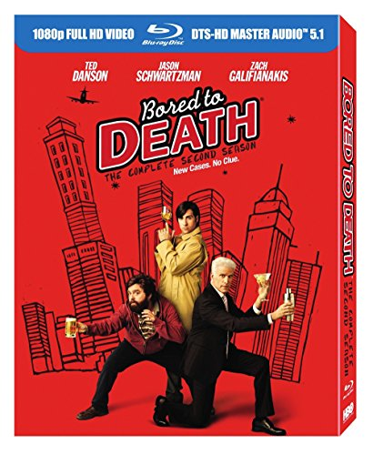Bored to Death: The Complete Second Season [Blu-ray]