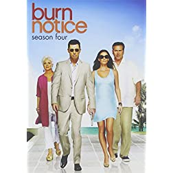 Burn Notice: Season Four
