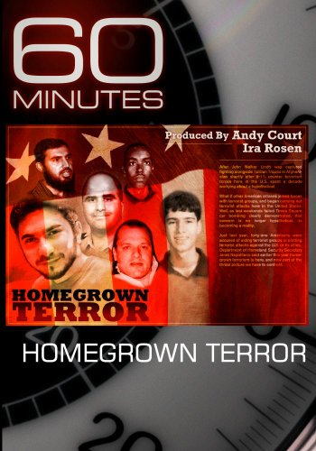 60 Minutes - Homegrown Terror (May 9, 2010)
