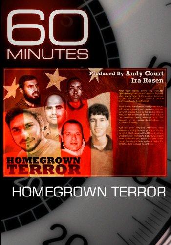 60 Minutes - Homegrown Terror (May 9, 2010)