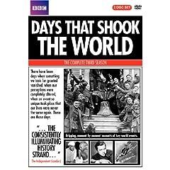 Days That Shook the World: Season Three (2pc)