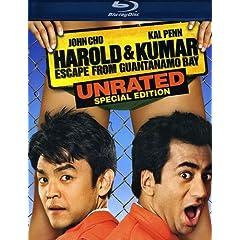 Harold & Kumar Escape From Guantanamo Bay (Spec) [Blu-ray]
