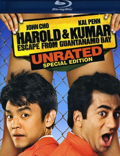 Harold & Kumar Escape From Guantanamo Bay (Spec) [Blu-ray]