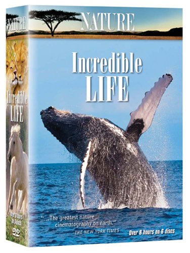 Nature: Incredible Life (6pc)