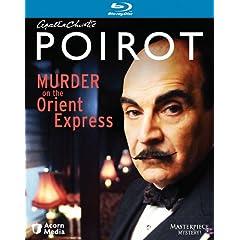 Poirot: Murder on the Orient Express [Blu-ray]