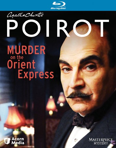 Poirot: Murder on the Orient Express [Blu-ray]