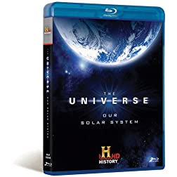 The Universe: Our Solar System [Blu-ray]