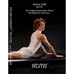 Darien Gold presents The Original Intermediate Pilates Mat Repertoire