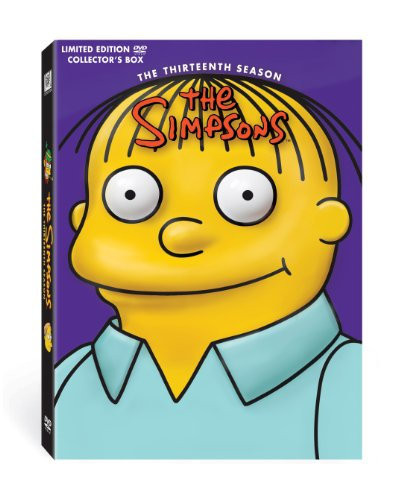 The Simpsons: The 13th Season (Limited Edition Collector's Box)