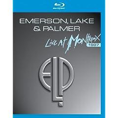 Emerson, Lake, & Palmer: Live at Montreaux 1997 [Blu-ray]