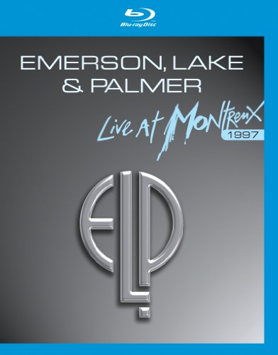 Emerson, Lake, & Palmer: Live at Montreaux 1997 [Blu-ray]