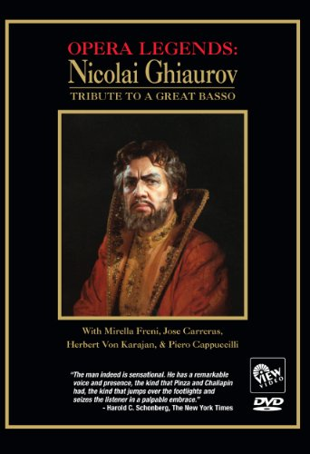 Opera Legends: Nicolai Ghiaurov- Tribute to a Great Basso