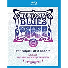 Threshold of a Dream: Live at the Isle of Wight Festival [Blu-ray]