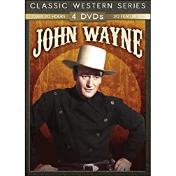 John Wayne (4pc) (Slim)