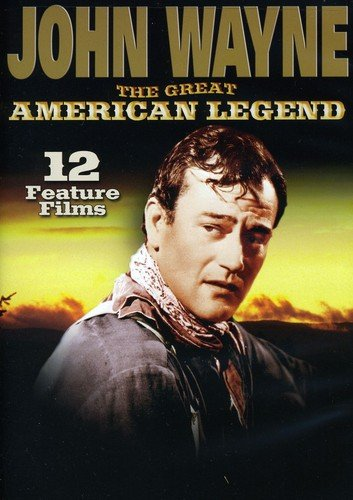 John Wayne: Great American Legend (2pc) (Slim)