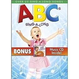 Abcs Sing-A-Long (Bonc)