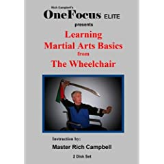 Learning Martial Arts Basics from The Wheelchair