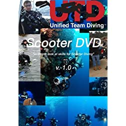 Unified Team Diving Scooter DVD