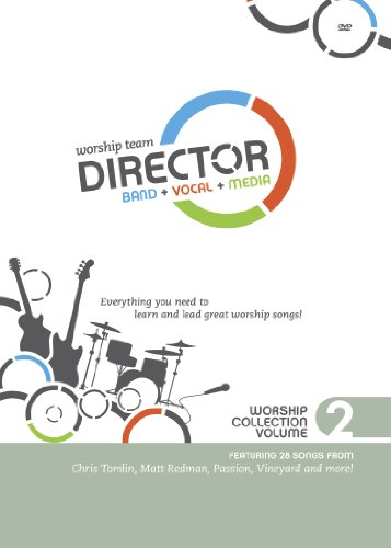 Worship Team Director Vol 2: Drums/Percussion