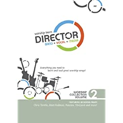Worship Team Director Vol 2: MPEG/MP3 Tracks
