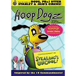 Hoop Dogz: Stealing's Uncool!