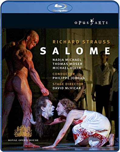 Strauss: Salome [Blu-ray]