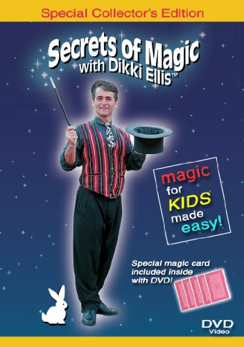 Secrets Of Magic with Dikki Ellis