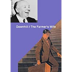 Alfred Hitchcock's Downhill (aka.- When Boys Leave Home / The Farmer's Wife -A Classic Silent Double Feature
