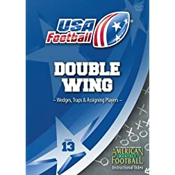 USA Football presents Double Wing Series - Traps, Wedges, and Assigning Players