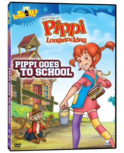 Pippi Longstocking - Pippi Goes to School