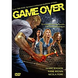 Timo Rose's GAME OVER