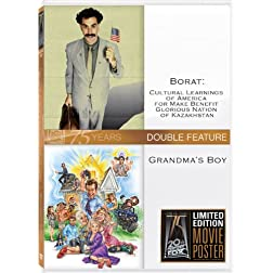Borat & Grandma's Boy