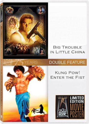 Big Trouble In Little China/Kung Pow: Enter The Fist