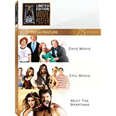 Date Movie/Epic Movie/Meet The Spartans