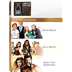 Date Movie & Epic Movie & Meet the Spartans
