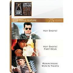 Hot Shots!/Hot Shots Part Deux/Robin Hood: Men In Tights